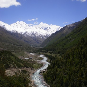 Village-hopping dans l'Himalaya