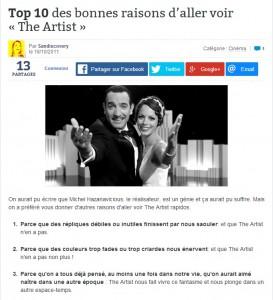 Top10 artist