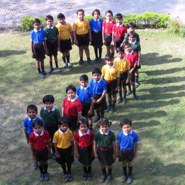 Paneeeer! Photos de classe à l'indienne