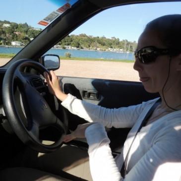 Défi conduire à gauche
