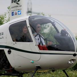 Défi piloter un hélicoptère