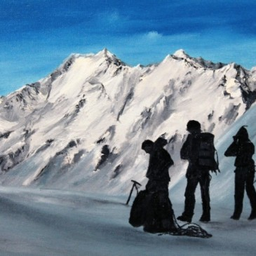[Op.PK] Goûter la glace de Mount Cook