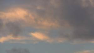 L'avion de Kiwi Rescue 877
