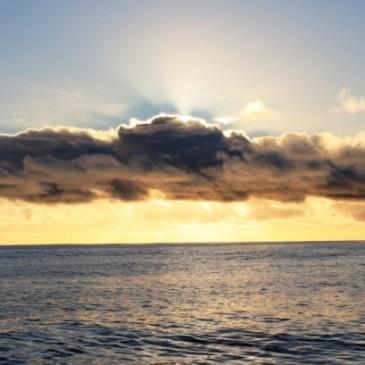 Journal de bord #9 : D'océan à lac d'huile