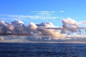Les nuages cotons