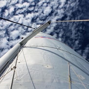 Journal de bord #8 : Premier jour de navigation calme