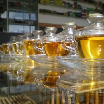 Darjeeling tea? Yes please!