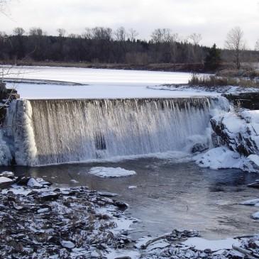 Clichés givrés de l'hiver canadien