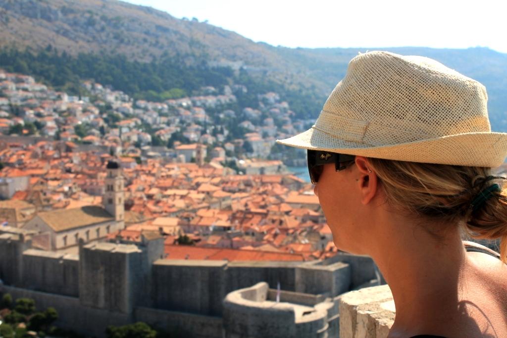 Les yeux rivés sur Dubrovnik
