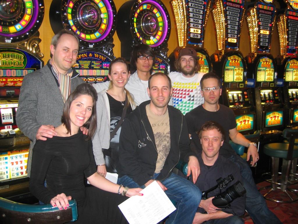 Casino crew (3)