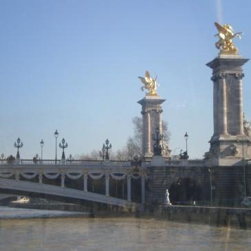 Paris, tu paris que je te quitte?